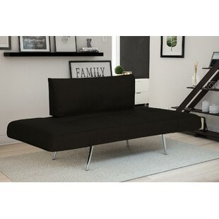 bed sofa com convertible love couch twin seat chair guest sleeper loveseat dp recliner amazon futon black
