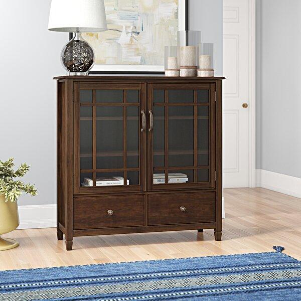 Tall Wood Cabinet Wayfair