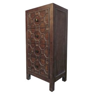 House of Hampton Cher 4 Drawer Chest