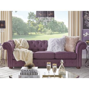 Shop Vegard Chesterfield Sofa by Willa Arlo Interiors