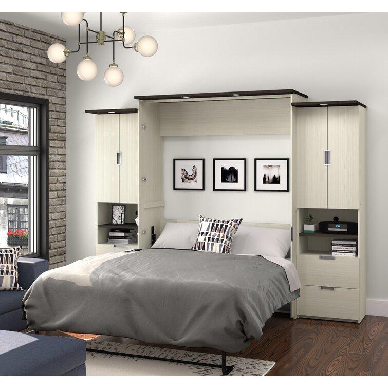 Gordillo 0 Storage Murphy Bed