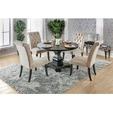 Chilcott 5 Piece Dining Set by Charlton Home®