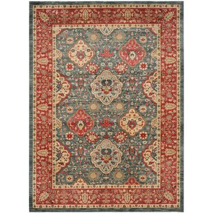 Red Scroll Area Rug Wayfair