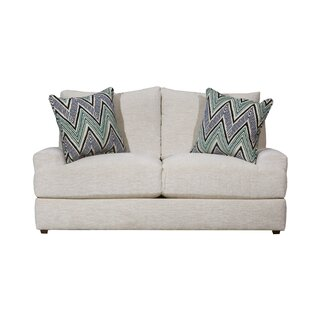 Best Price Aidan Loveseat by Highland Dunes Reviews (2019) & Buyer's Guide