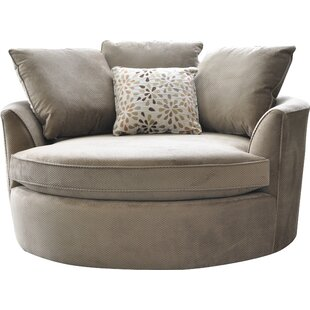 Laurel Foundry Modern Farmhouse Marta Cuddler Barrel Chair