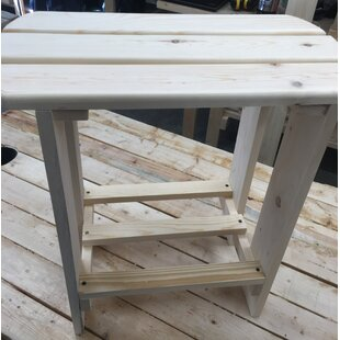 Anley End Table by Millwood Pines