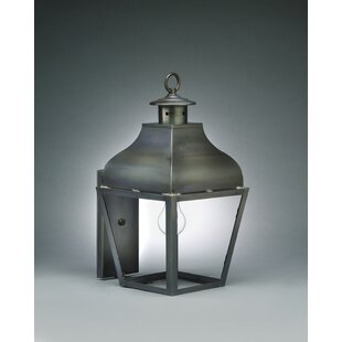 Risborough 1-Light Outdoor Sconce by Darb..