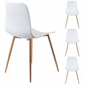 Ebbert Dining Chair (Set of 4) by Ivy Bronx