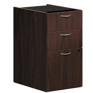 Foundation 3-Drawer Vertical Filing Cabinet by HON Comparison