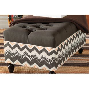 Dawson Storage Ottoman by Eastern Accents