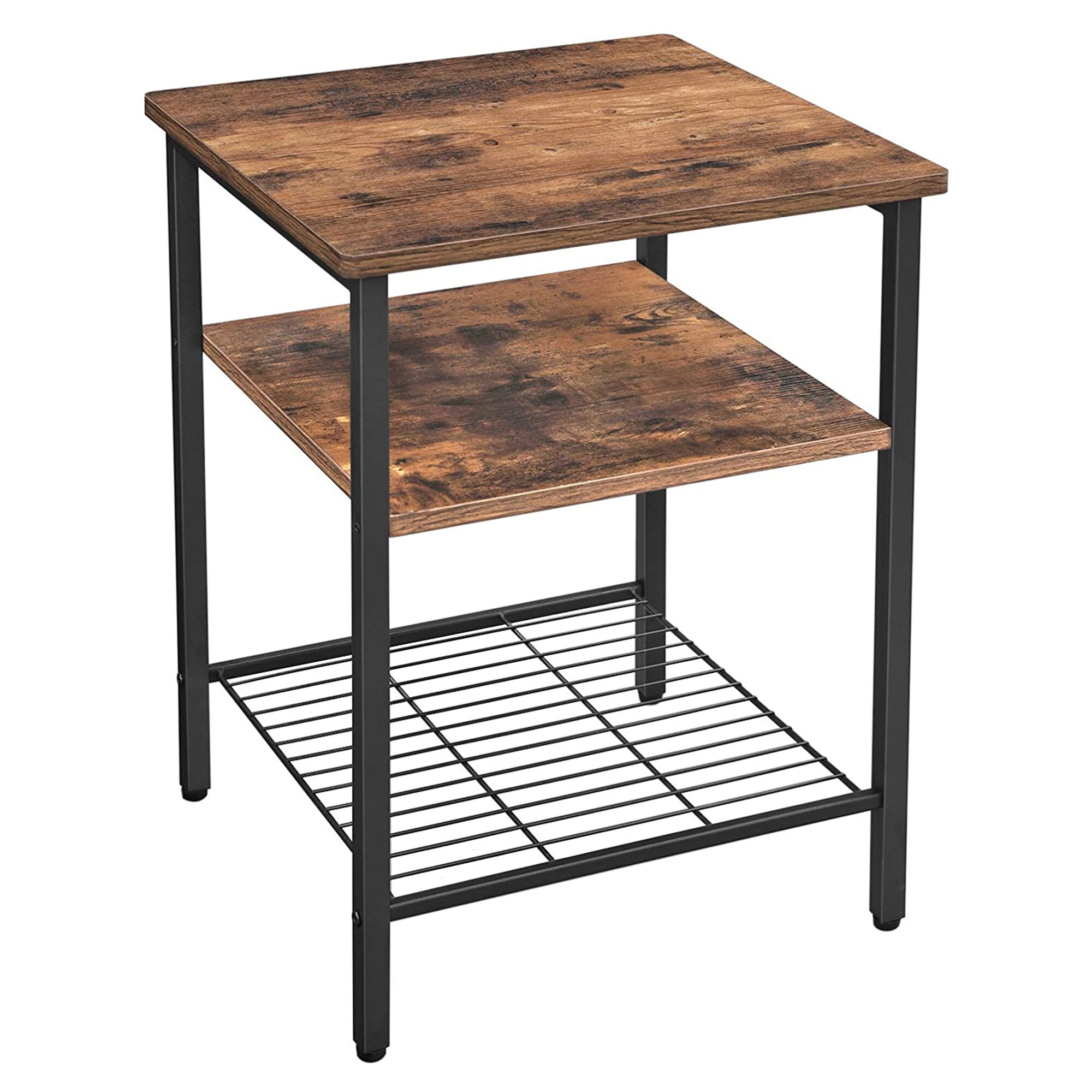 17 Stories Kepley End Table With Storage Wayfair