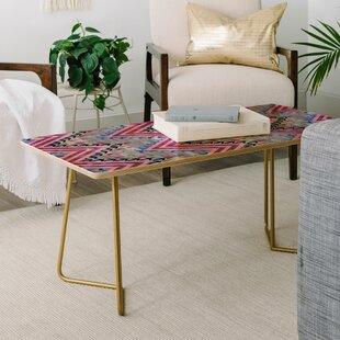 Inexpensive Schatzi Pena Chevron Coffee Table by East Urban Home Reviews (2019) & Buyer's Guide