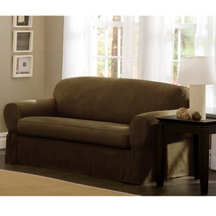 Looking for Box Cushion Sofa Slipcover (Set of 2) by Maytex Reviews (2019) & Buyer's Guide
