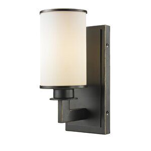 Savannah 1-Light Bath Sconce