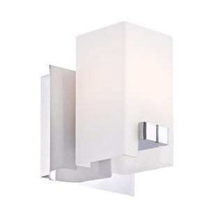 Ruley 1-Light Bath Sconce by Brayden Studio