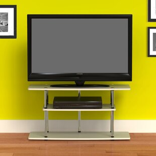 Compare prices Georgette TV Stand for TVs up to 42 by Zipcode Design Reviews (2019) & Buyer's Guide