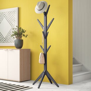 Braylee Freestanding Coat Stand By Zipcode Design