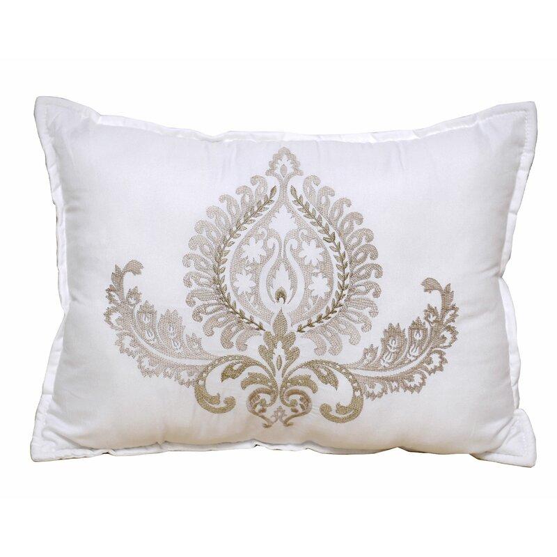 House Of Hampton Maleah Heart Damask Reversible Quilted Bedspread Set Wayfair