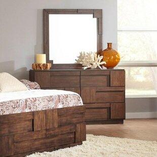 Benbow 6 Drawer Double Dresser by Brayden Studio
