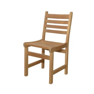 Windham Teak Patio Dining Chair by Anderson Teak Cheap