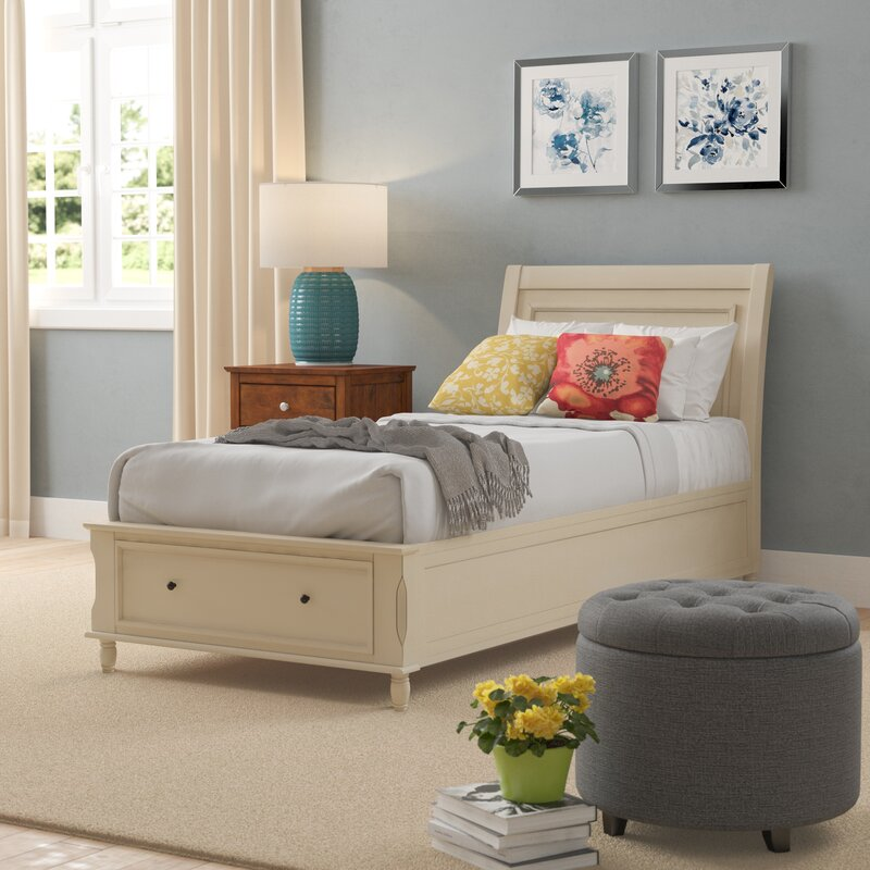 Glenburn Storage Platform Bed