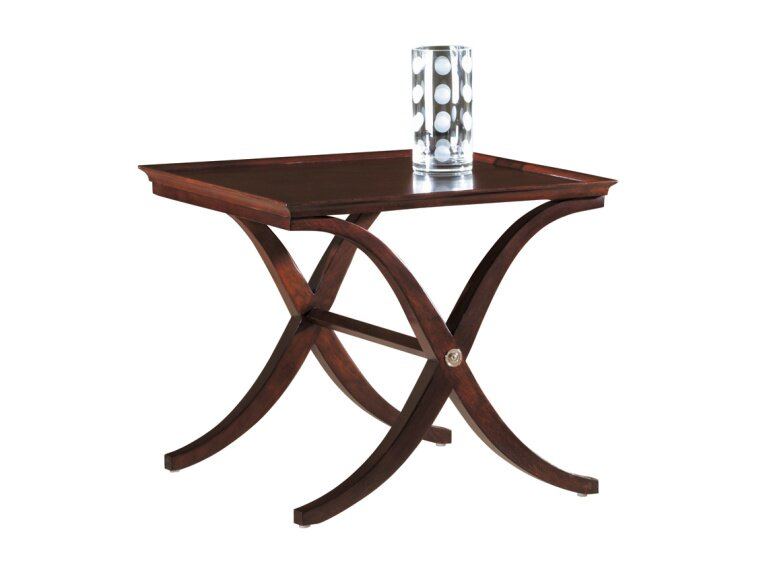 Hekman Metropolis End Table   Item# 6850