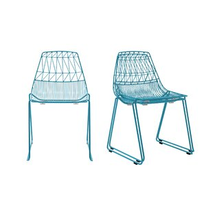 Lucy Stacking Dining Chair by Bend Goods