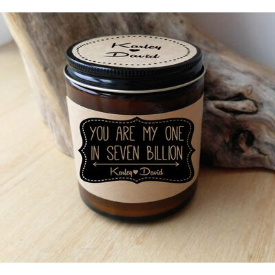 Define Design Etc You Are My One In Seven Billion Apple And Maple Bourbon Scented Jar Candle Define Design Etc Dailymail