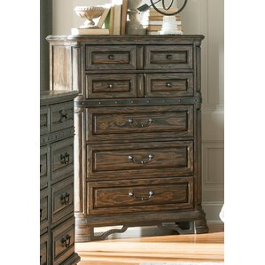 Monterrey 7 Drawer Lingerie Bedroom Chest by Darby Home Co