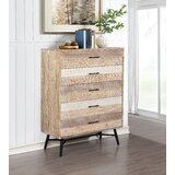 Marisa 5 Drawer Chest by Rosecliff Heights