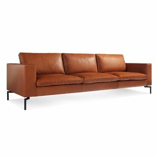 The New Leather Sofa