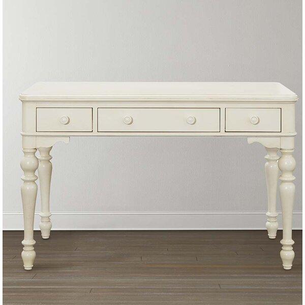 - Antique White Wood Desk Wayfair