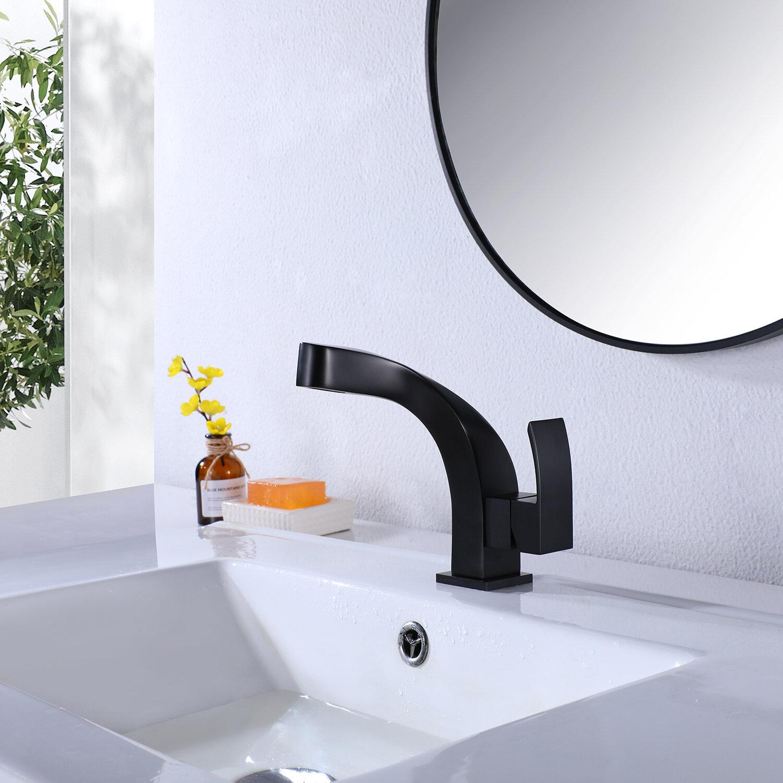 Modland Creative Design Single Hole Faucet Bathroom Faucet Wayfair