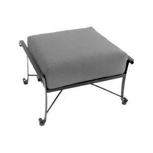 Meadowcraft Vinings Ottoman with Cushion