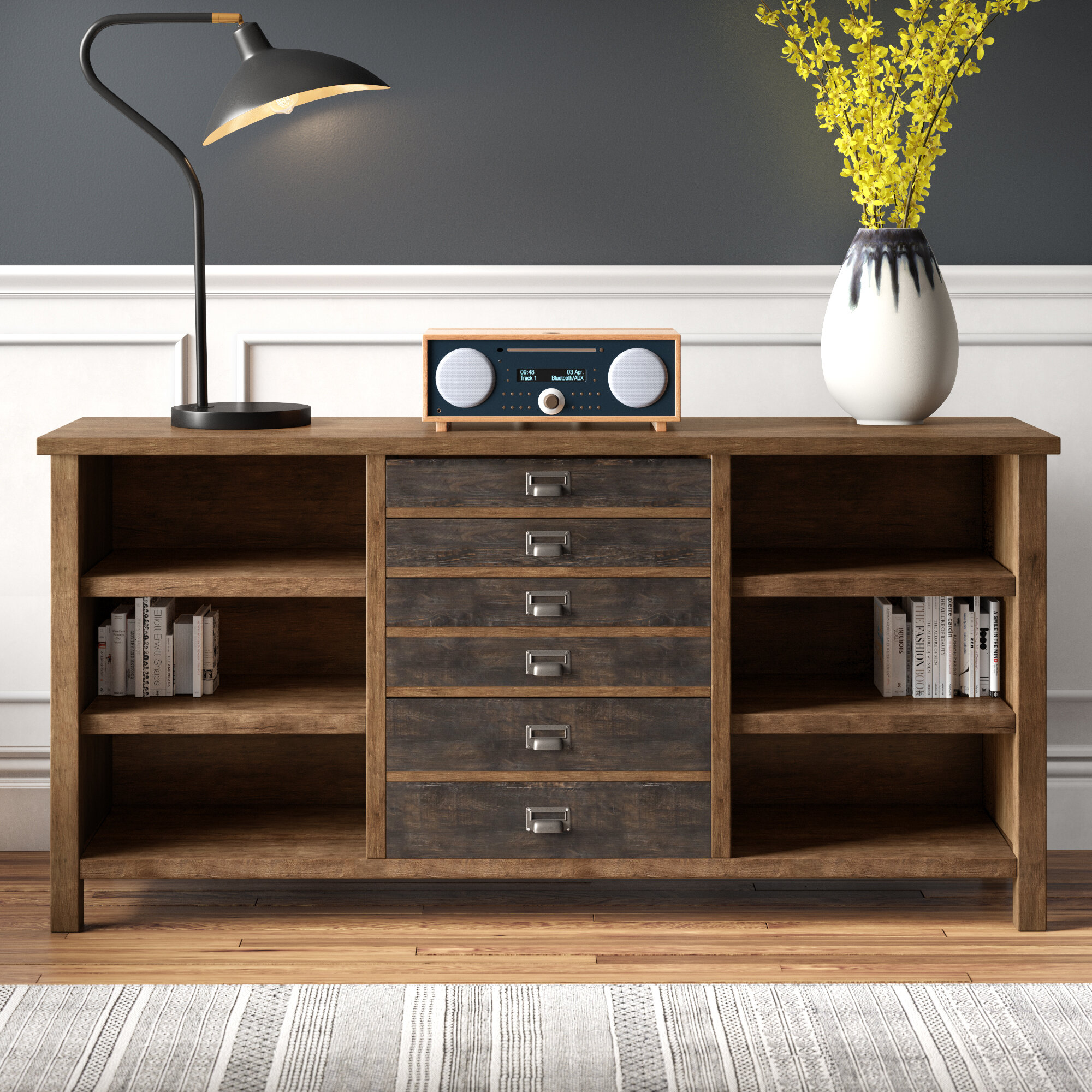Wilmette Tv Stand For Tvs Up To 78 Inches Reviews Joss Main