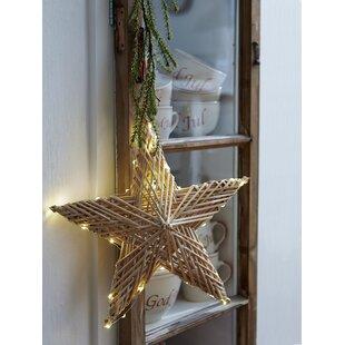 20 Warm White Tora Lighted Window Decor Image