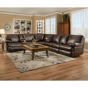 simmons living room furniture. Simmons Reclining Sectional Big Top  Wayfair