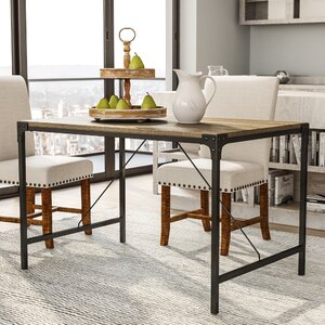 save to idea board - Wood Dining Room Furniture