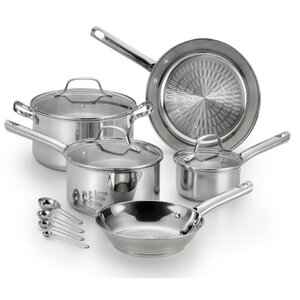 Performa Stainless Steel 12-Piece Cookware Set