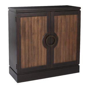 Kuhn Storage 2 Drawer Accent Cabinet by Wrought Studio