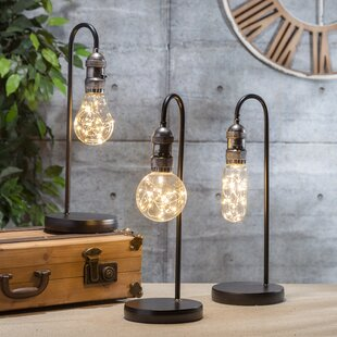 Kenny 3 Piece Desk Lamp Set