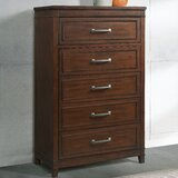 Del Mar 5 - Drawer Bachelor's Chest by Alcott Hill®