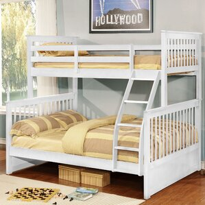 Liberty Over Full Bunk Panel Bed by Viv + Rae