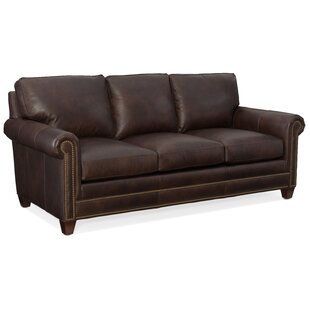 Raylen Leather Sofa