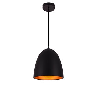 Living District Circa 1-Light Cone Pendant