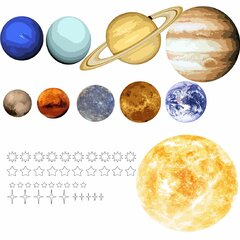 Astronomy Space Wall Decals You Ll Love In 2021 Wayfair Ca