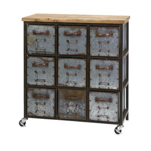 Shirleen 9 Drawer Accent Chest..