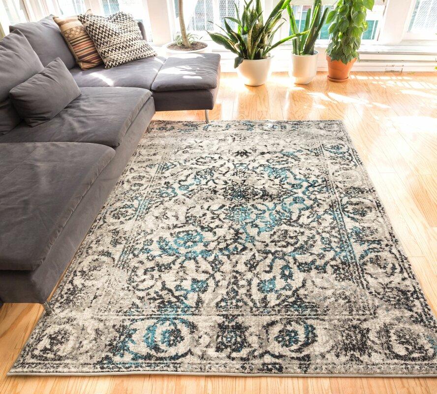 well woven teppich sydney in grau blau bewertungen. Black Bedroom Furniture Sets. Home Design Ideas