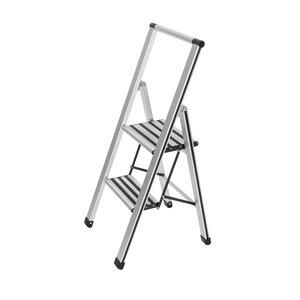 1m Aluminium Step Ladder