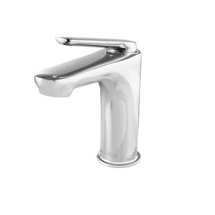 American Standard Studio S Monoblock Single Hole Bathroom Faucet with Drain Assembly